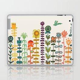 Happy garden Laptop & iPad Skin