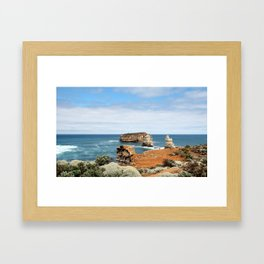 The Twelve Apostles, Victoria, Australia Framed Art Print