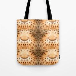 living fur Tote Bag