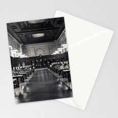 The New York Public Library Rose Reading Room Stationery Cards