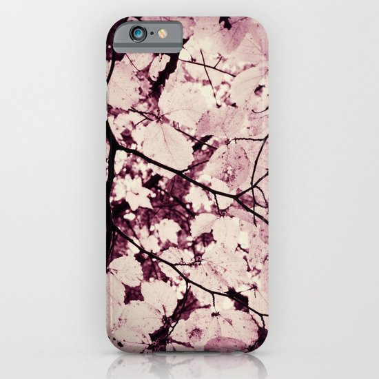Underneath the Tree iPhone & iPod Case