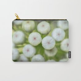 Wht-flowered Milkweed Carry-All Pouch
