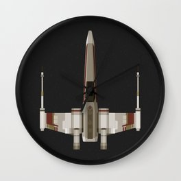 X-Wing Wall Clock