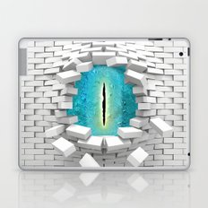 behind walls Laptop & iPad Skin