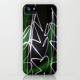 Tree$ iPhone Case