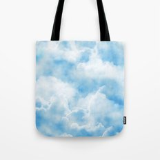 Fluffy Clouds Tote Bag