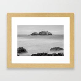 Lands End Framed Art Print