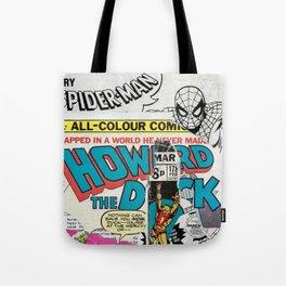 Super Heroes Nr.1 Tote Bag