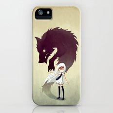 Werewolf iPhone (5, 5s) Slim Case