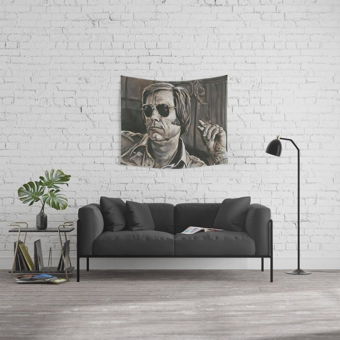 George Jones Wall Tapestry