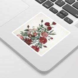 Romantic Garden II Sticker