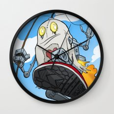 dY? Wall Clock