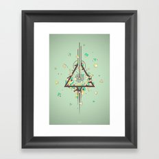 Discovering Higgs Boson Framed Art Print