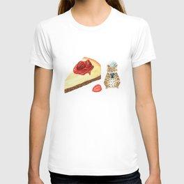 Strawberry Cheesecake T-shirt