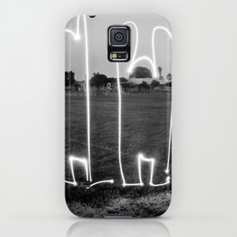 The Wave W/JMR1 iPhone Case