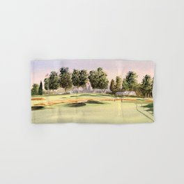 Oakmont Golf Course Hand & Bath Towel