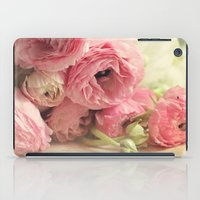 notebook iPad Cases featuring the first bouquet by Sylvia Cook Photography
