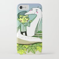 friendship iPhone & iPod Cases featuring Friendship by Emily Joan Campbell
