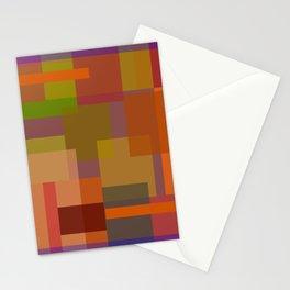 Mimimalistic Geometric Stationery Cards