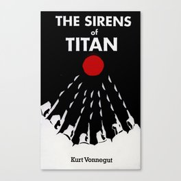 The Sirens of Titan Canvas Print
