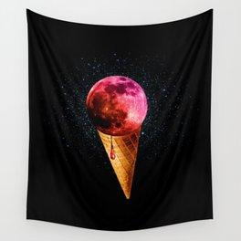 Lick my Moon Wall Tapestry