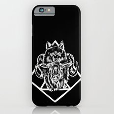 Goat as wolf Slim Case iPhone 6s
