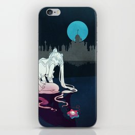 Great Responsibility - Sailor Moon iPhone Skin