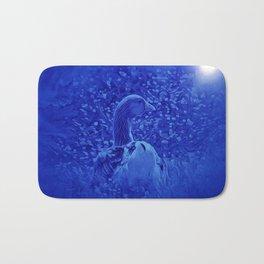 Oie dans les jardins de carrouges by GEN Z Bath Mat