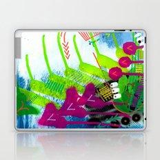 Wave pink Laptop & iPad Skin