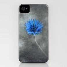 single blue Slim Case iPhone (4, 4s)