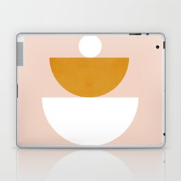 Abstraction_Balance_Minimalism_002 Laptop & iPad Skin