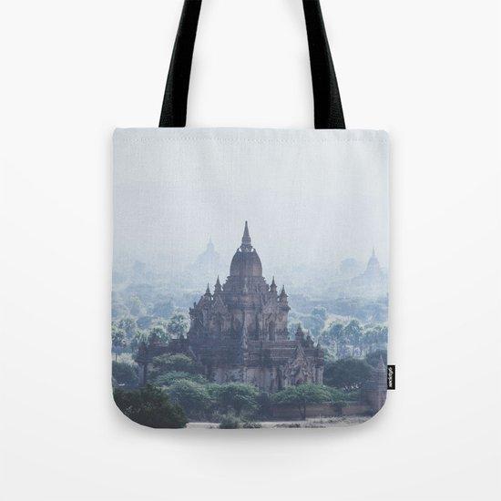 Bagan II Tote Bag