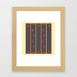 Rain Trance Framed Art Print