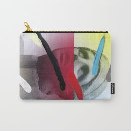 Composition on Panel 20 Carry-All Pouch