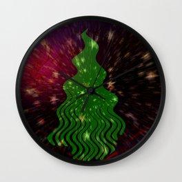 Christmas time Wall Clock