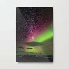 Scandinavian Paradise Metal Print
