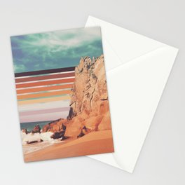 Earth Sky and Sea Stationery Cards