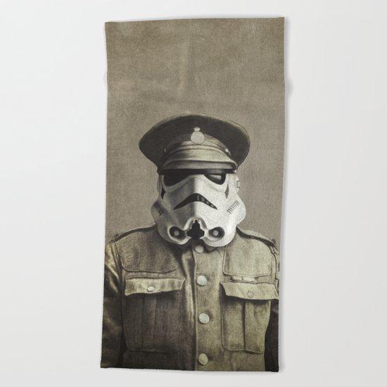 Sgt. Stormley  Beach Towel