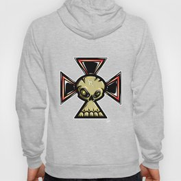 Skull Cross Hoody