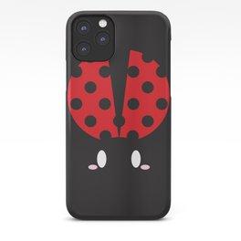 Ladybug block iPhone Case