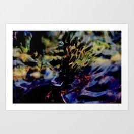 Water #9 Art Print