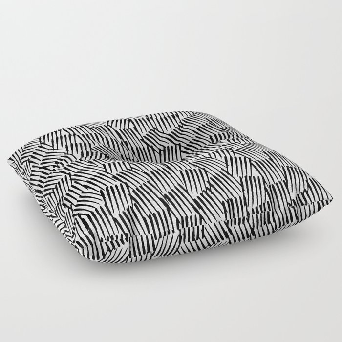 Crosshatched yourself floor pillow by pattypattern society6 crosshatched yourself floor pillow solutioingenieria Gallery