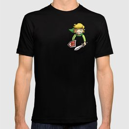 HAPPY POCKET LINK T-shirt