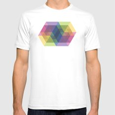Fig. 030 Mens Fitted Tee MEDIUM White