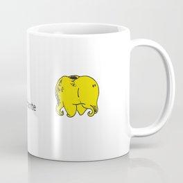 Lemonfante by Laura Pizzicalaluna Coffee Mug