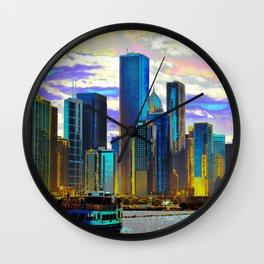 City of Lies, 13 Wall Clock