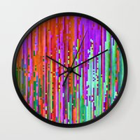 port17x10e Wall Clock
