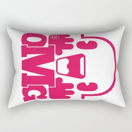 OMG! Rectangular Pillow