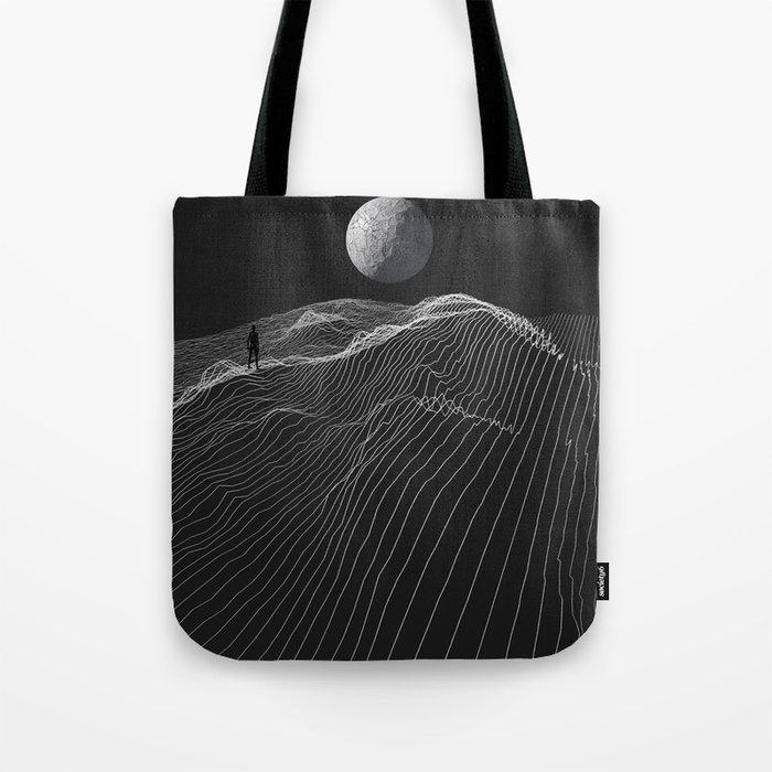 Equal Night Tote Bag