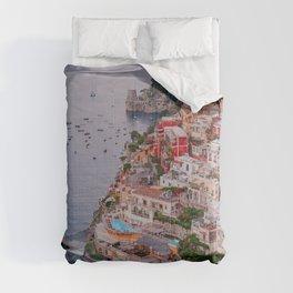 Dreaming Positano Comforters